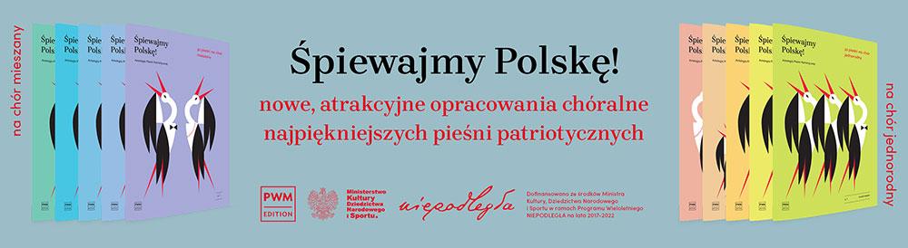 Sebastian Szymański o opracowaniach na chór mieszany